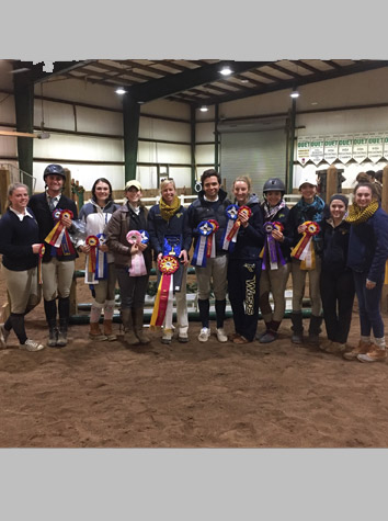 Intermont Equestrian Takes Second At Tournament Of Champions Holiday Classic