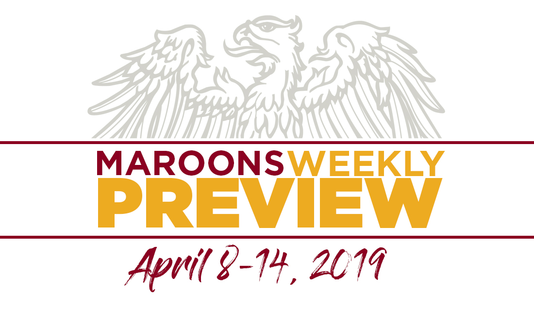 UChicago Athletics Preview: April 8-14
