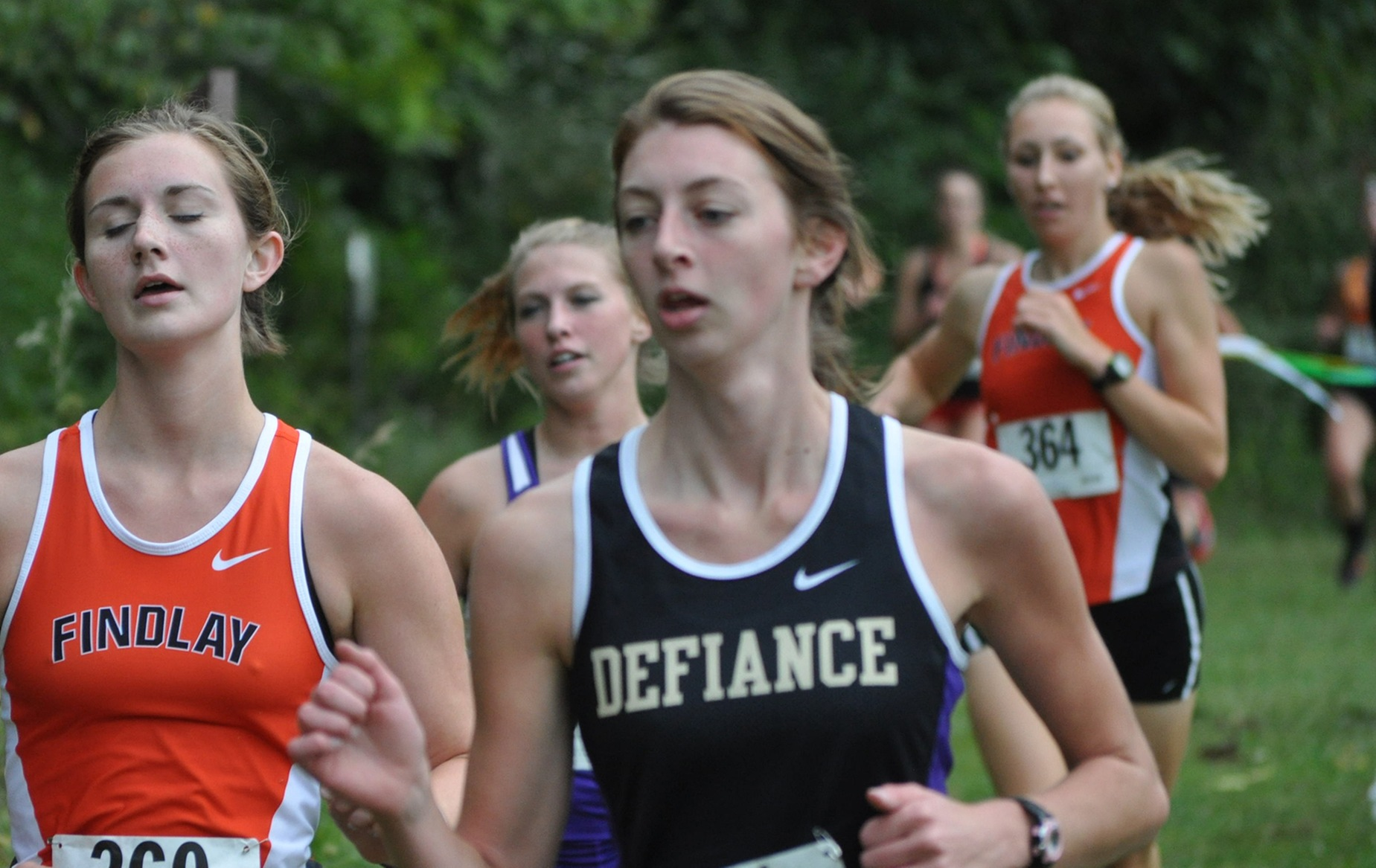 Fett Leads DC at Regional Preview