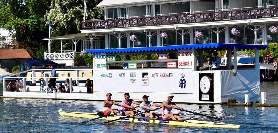 4 of 5 Elis Win Cups at Henley