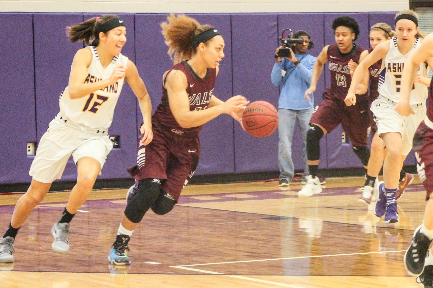 Top-Ranked Ashland Too Much For Walsh