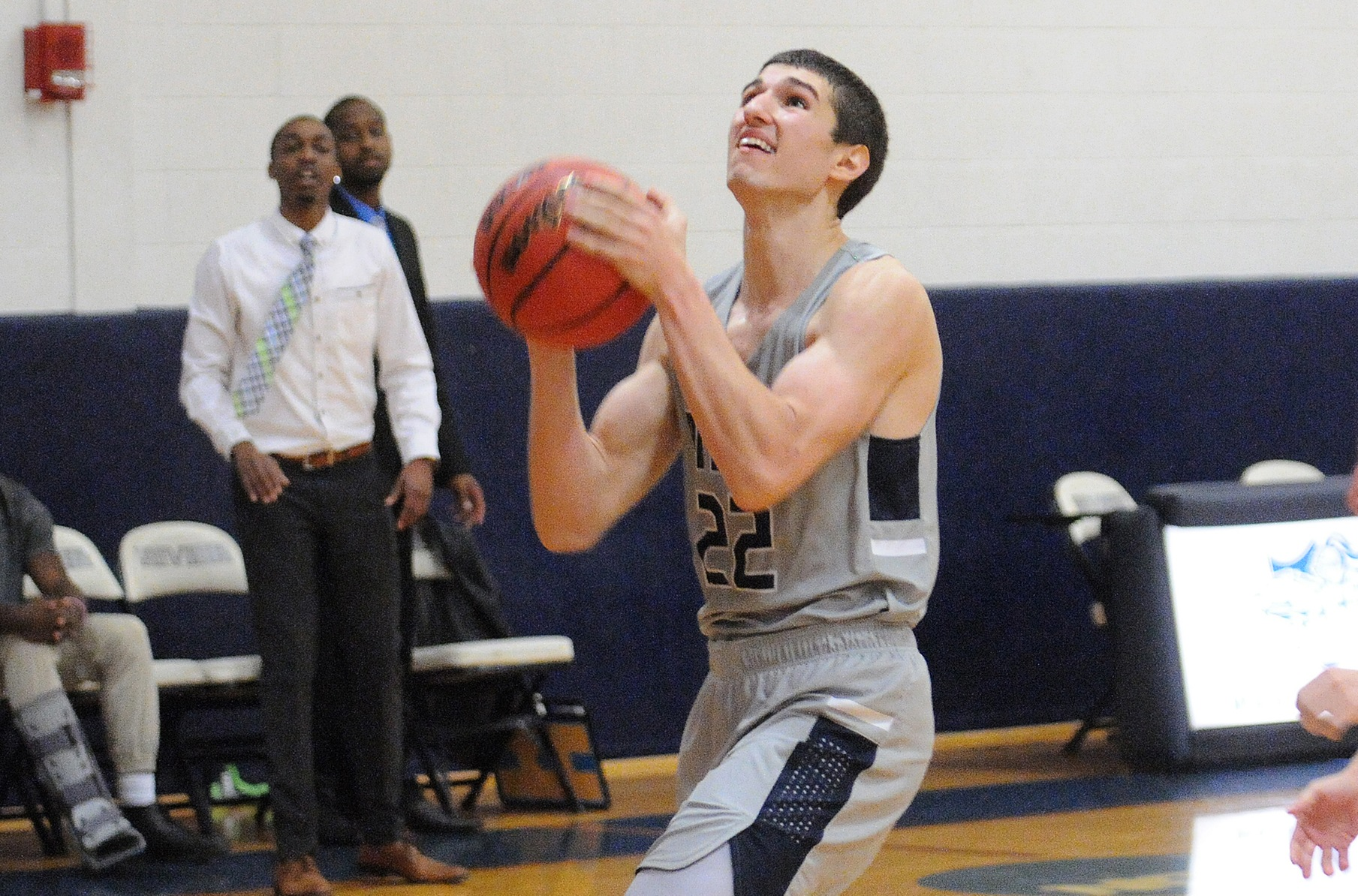Men's Basketball: Raiders upended by Maine-Presque Isle, 86-59