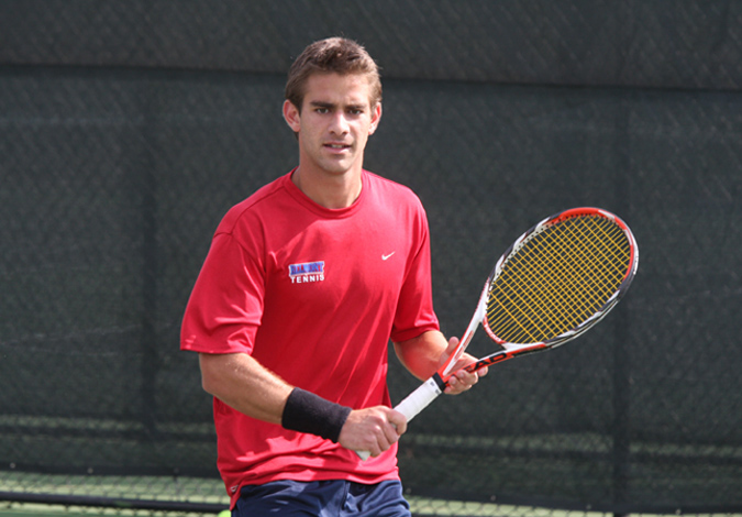 Men's Tennis Has a Solid Weekend at the ITA Ohio Valley Regionals