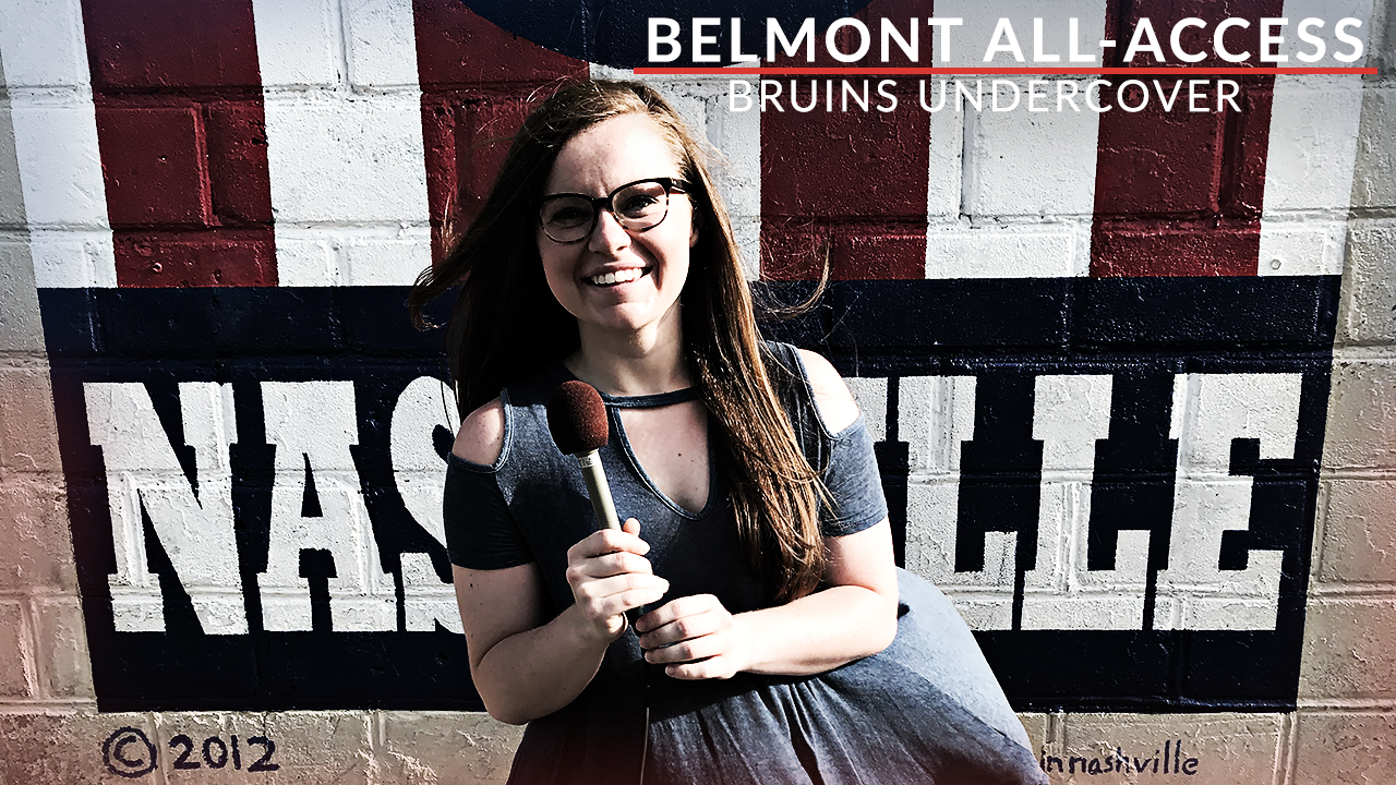 Belmont All-Access: Darby Maggard Undercover
