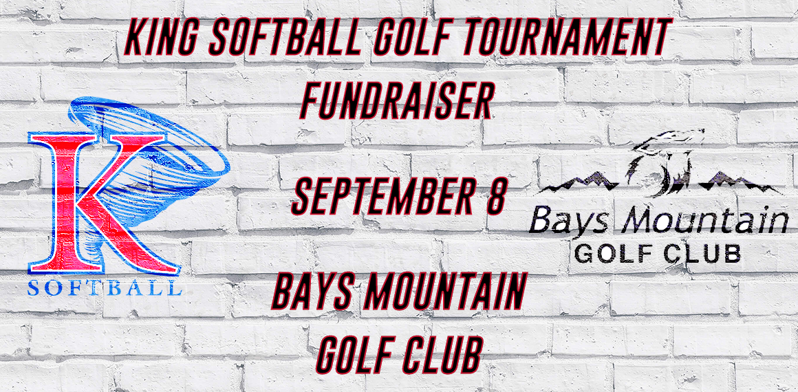 King softball to host golf tournament