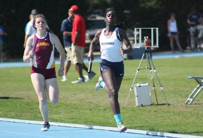 Streeter Leads Women's Track & Field at Delaware Classic in Final Tuneup Before CAC's