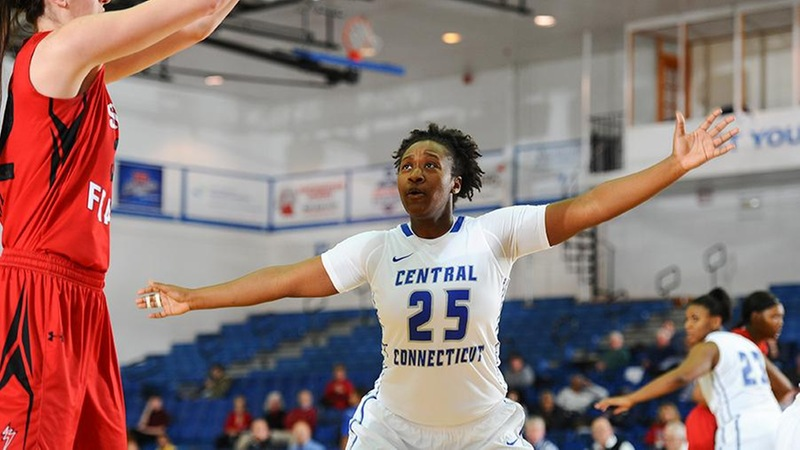 Women's Basketball Advances to NEC Semifinal Past Saint Francis U, 65-57, Sunday