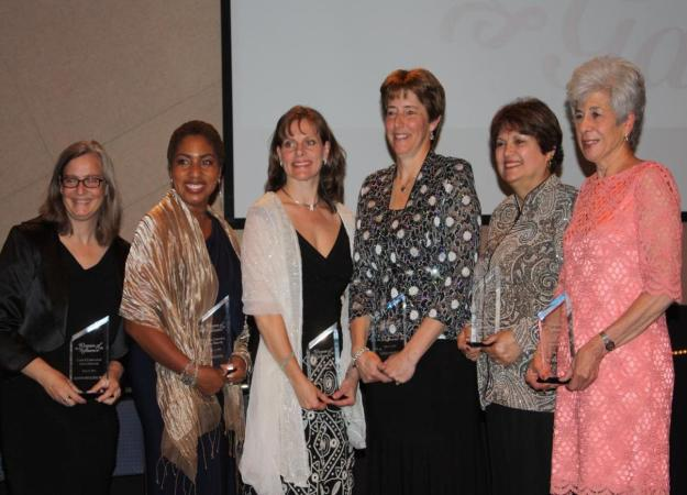 Sagnelli Honored as Woman of Influence