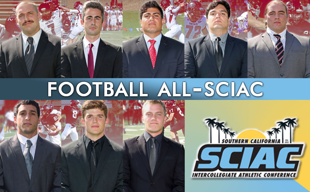 Eight Panthers earn All-SCIAC recognition