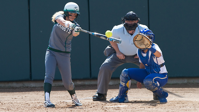 SOFTBALL TRAVELS TO NORTHERN COLORADO FOR FIRST PLACE SHOWDOWN