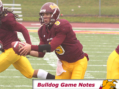 Football Weekly Game Notes: Tiffin (Aug. 29)