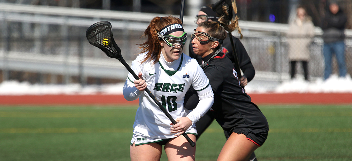 Stevens tops Sage in Empire 8 Women's Lacrosse Action