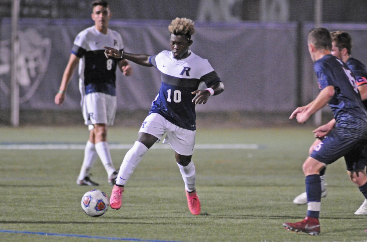 Men's Soccer: Raiders blanked at home by New England College