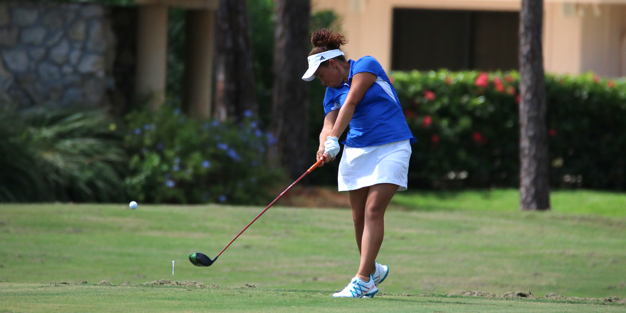 Ayala, Women's Golf Second at GolfRank Invite