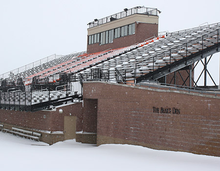 Men's Lacrosse game with Adrian (Mich.) postponed until March 21