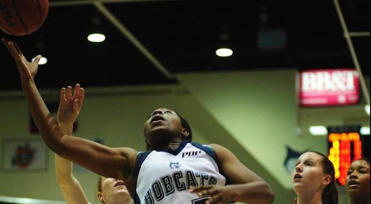 GC Women's Basketball Team Drops Conference Tilt to Mountain Lions, 59-45