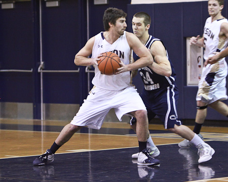 Gallaudet drops road contest to Penn St.-Berks, must return Tuesday to face Nittany Lions