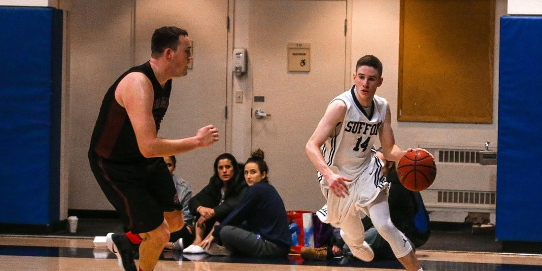 Men's Basketball Slips to Stevens, 85-79, in Overtime
