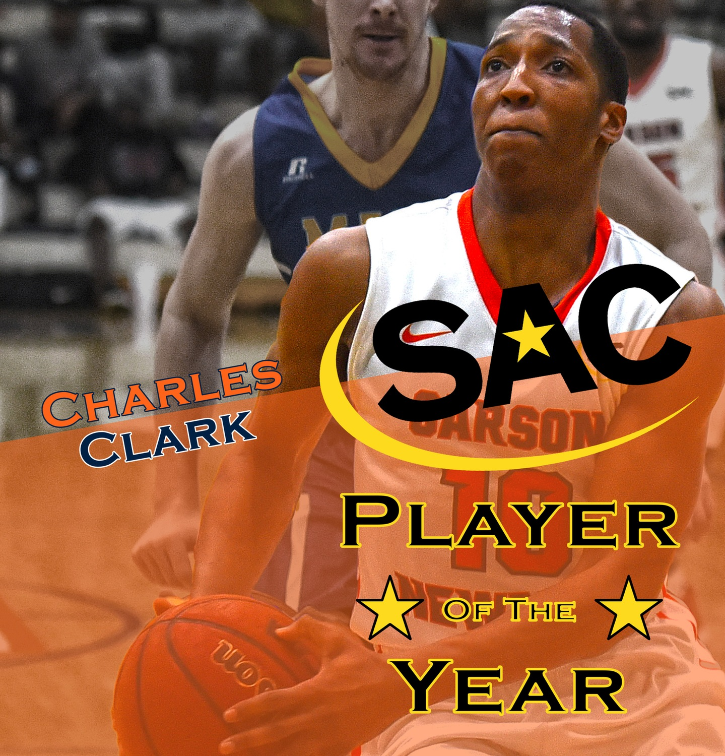 Clark named player of the year, Williams earns All-SAC honors