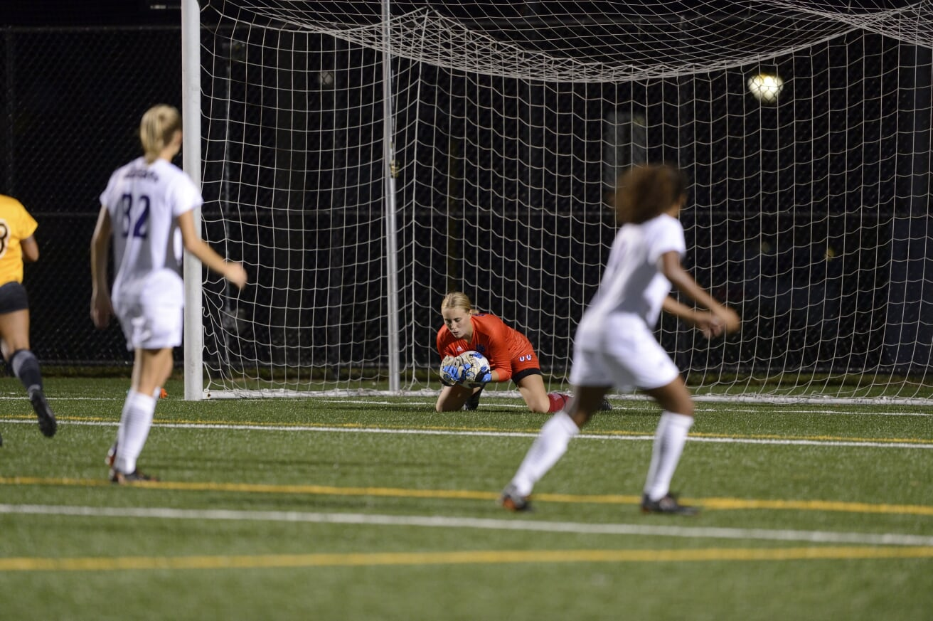 Purple Knights Nipped At Southern New Hampshire, 3-2, In Non-Conference Women's Soccer Action