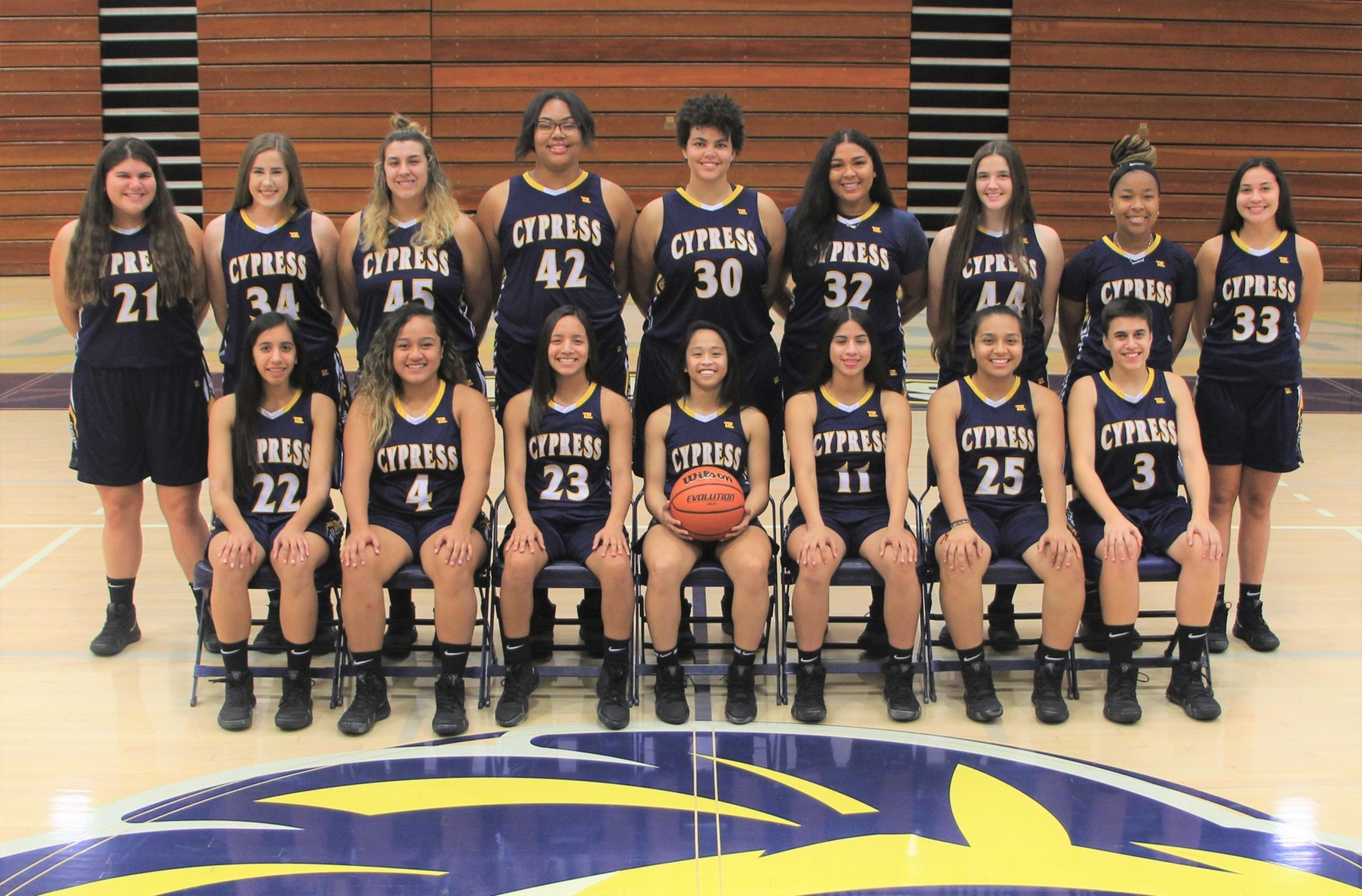 Lady Chargers Finish Third in Merced Tournament
