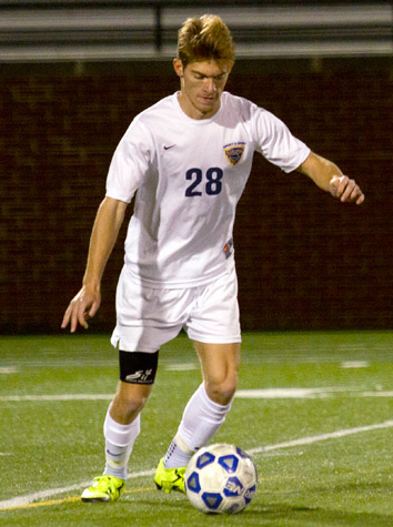 Bridgewater Men's Soccer Shuts Out Emory & Henry, 3-0, Wednesday Evening