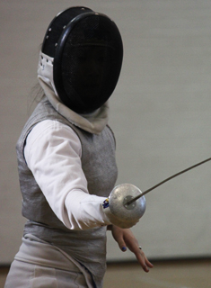 Wellesley Fencing Goes 2-0 at Home Invitational