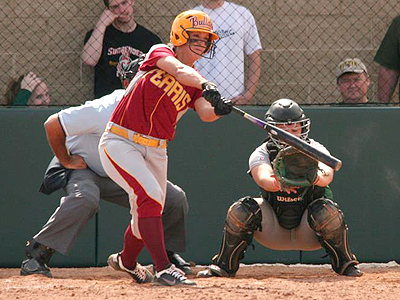 Softball Wraps Up Home Action With Split