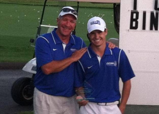 Monte Mullen Wins CCSU Invite, CCSU Finishes Second