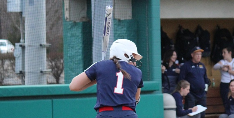 Softball claims road sweep over Parkside in Tuesday action