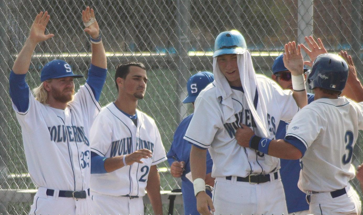 SBVC Baseball clobbers 2 homers in win over Rams, 4-1