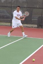 Men's Tennis Begins Fall Season on Friday