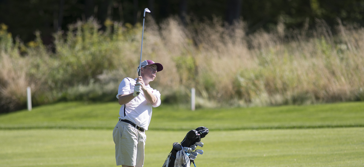 Golf Finishes Ninth at Bill Detrick Invitational