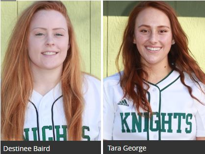KNIGHTS' OFFENSE RESPONDS TO SWEEP REDWOODS