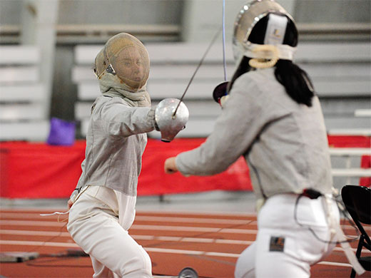 Women's fencing releases 2013-14 schedule
