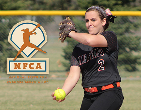 Junior Kirsten Lightel named Third Team All-Central Region in softball by the NFCA