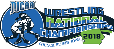 wrestling national championship logo