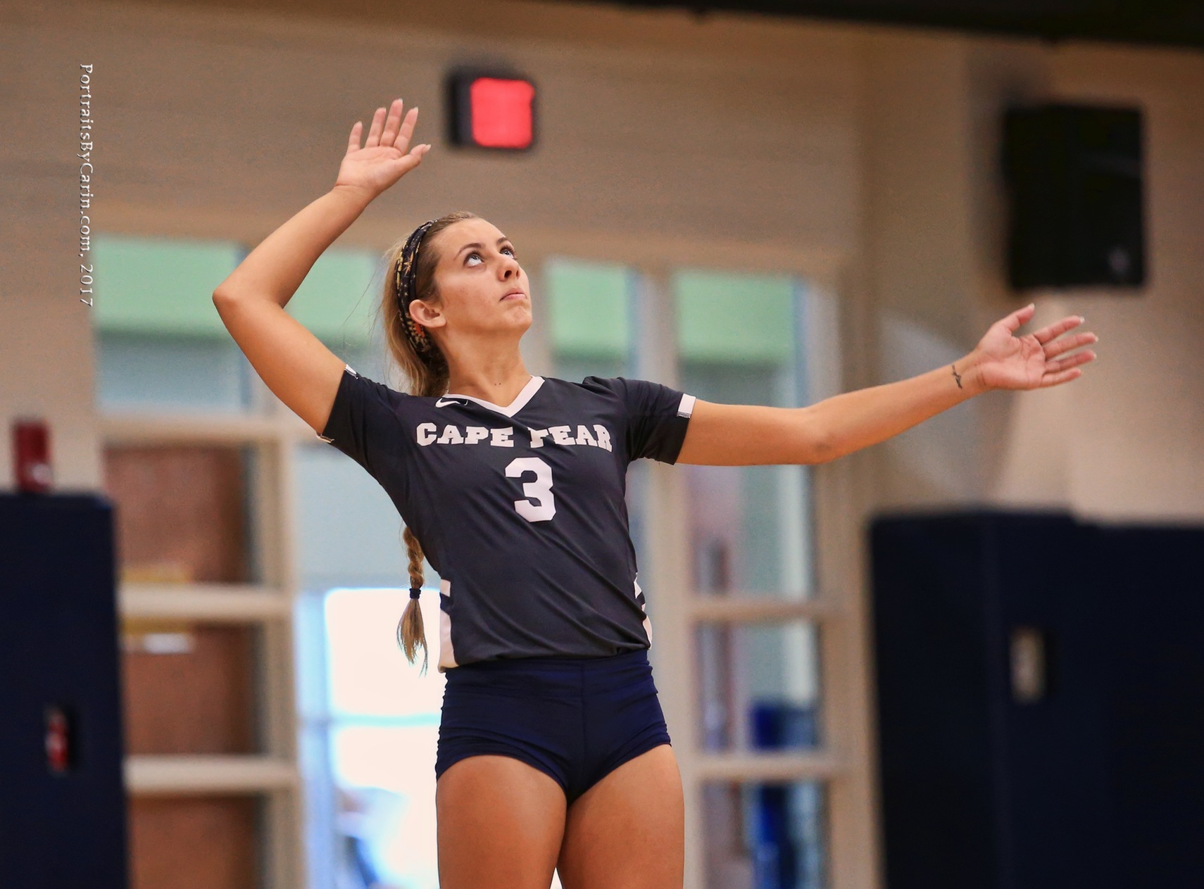 Cape Fear Volleyball Bounces Back