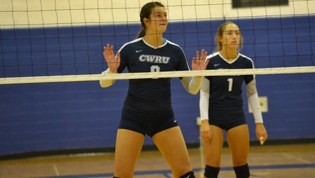 CWRU Completes Sweep at Marcia French Invitational; Improves to 5-2