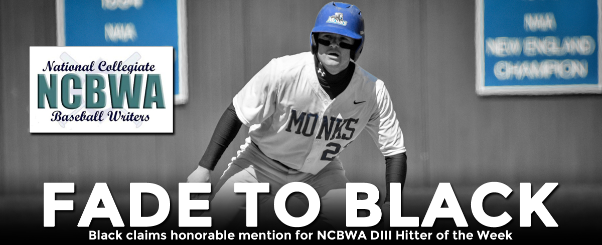 Black Claims Honorable Mention for NCBWA National Player of the Week