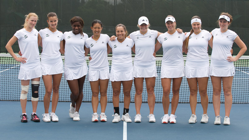 WOMEN'S TENNIS COMPLETES UNDEFEATED BIG SKY SEASON WITH 7-0 WIN