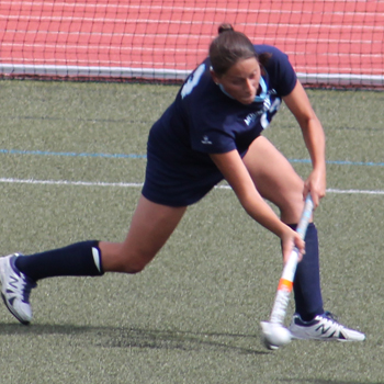 Field Hockey Duo Paces Lyons Past Smith, 9-1