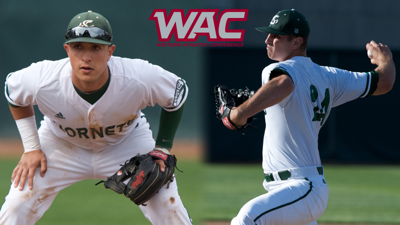 SOTO, McLOUGHLIN NAMED WAC PLAYERS OF THE WEEK