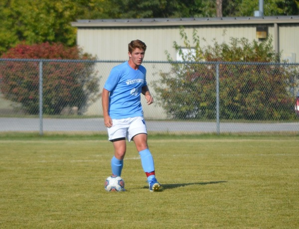Westminster Men's Soccer Earns First Conference Win