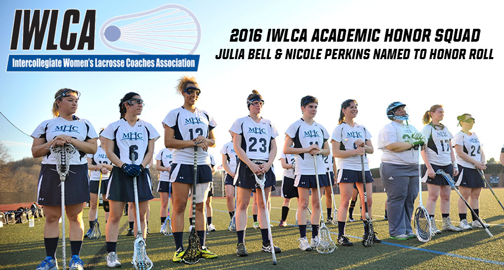 Lacrosse Garners IWLCA Academic Honors