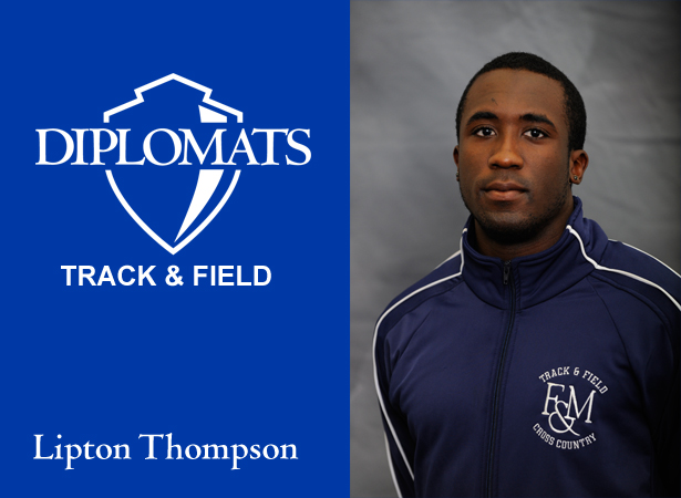 Thompson Named CC Player of the Week