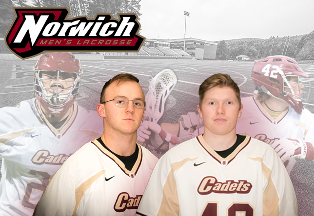 Men's Lacrosse: Moore and Giannelli named 2019 Team Captains
