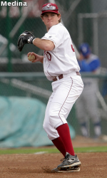 Baseball Blanked By San Diego State, 5-0