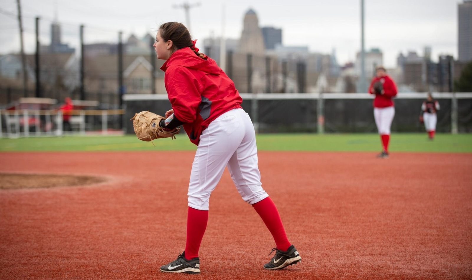 D'Youville Softball Ends Season at AMCC Tournament