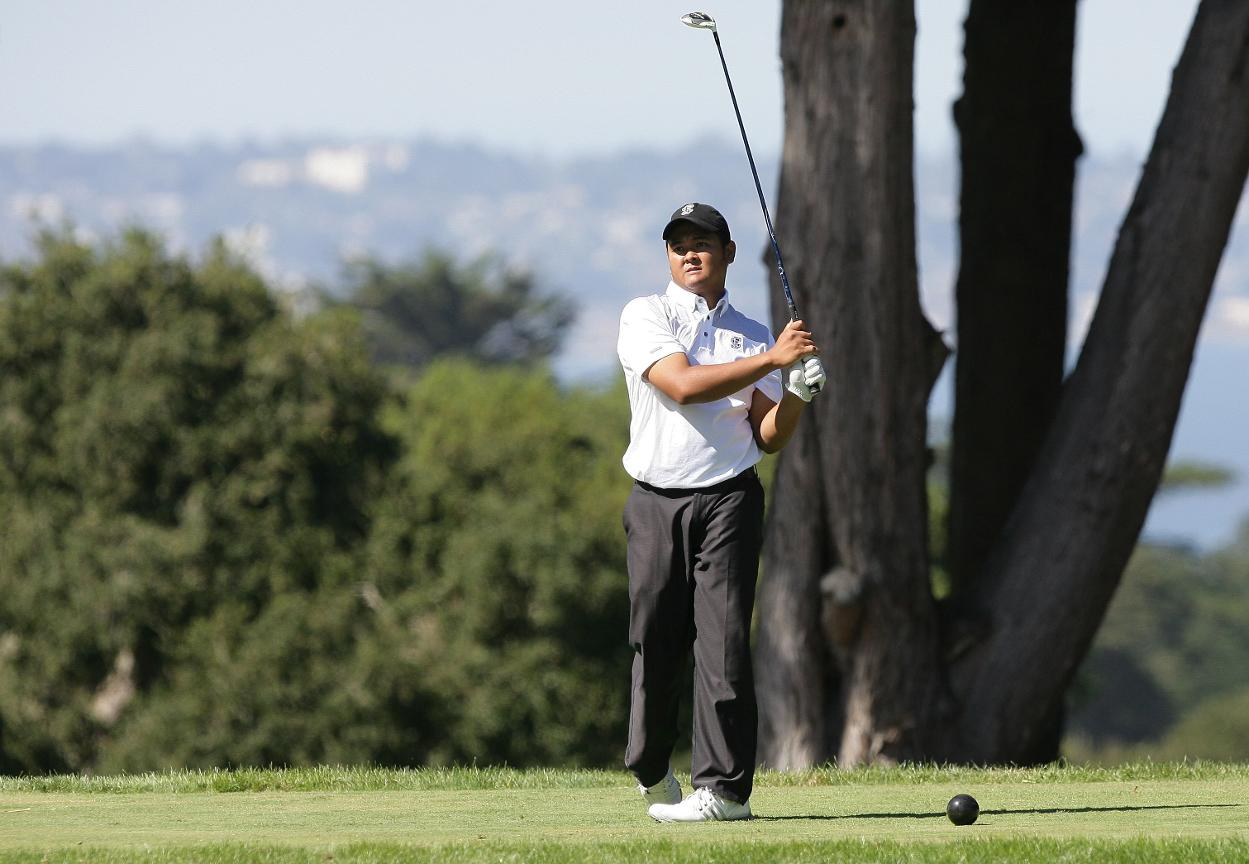 Men's Golf Cards Tournament-Best Round; Takes Second At SCVB Pacific Invitational